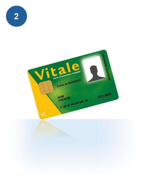 documents à fournir carte-vitale