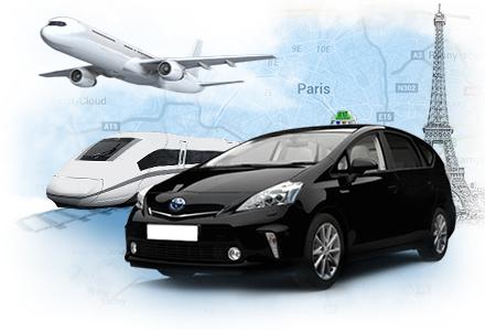 Réservez votre taxi parisien conventionné